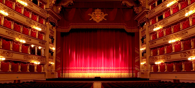 Ла Скала — самый известный театр в мире (5 фото)