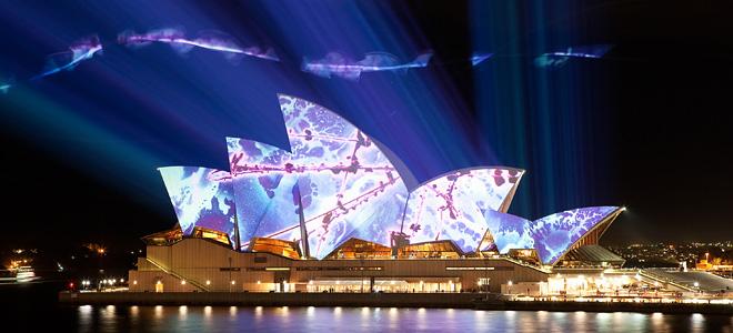 Сиднейский оперный театр (13 фото)