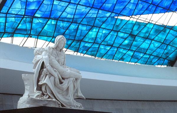 Собор Пресвятой Девы Марии в Бразилиа