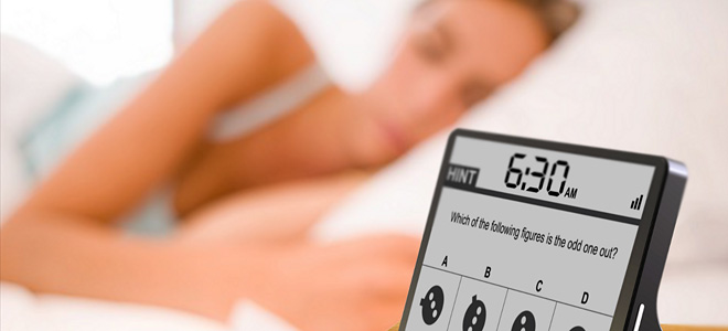 Умный будильник IQ Alarm Clock (3 фото)