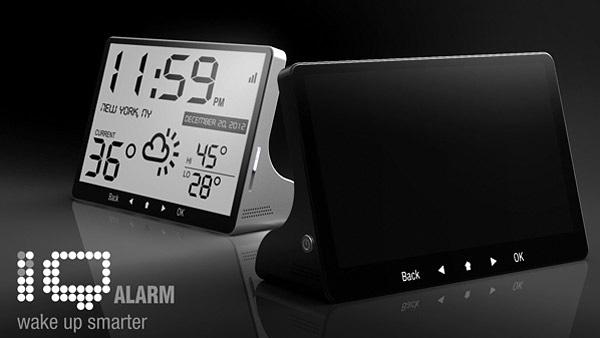 Умный будильник IQ Alarm Clock