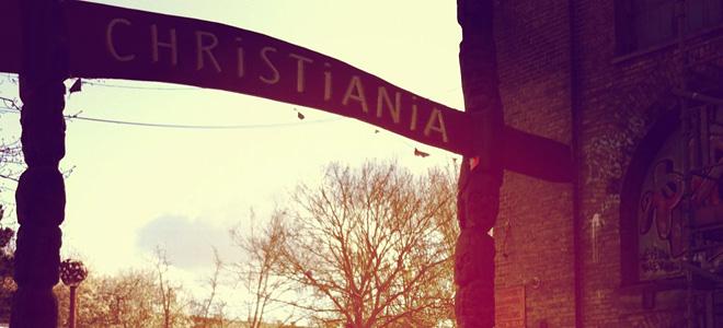 Вольный город Христиания (13 фото)