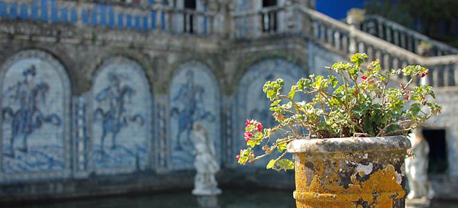 Дворец маркизов Фронтейра в Лиссабоне (11 фото)