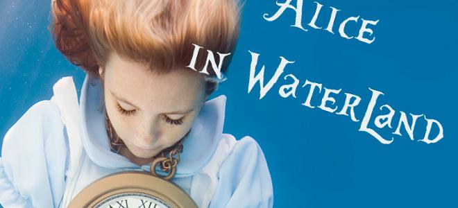 Елены Калис и ее проект «Алиса в Подводном царстве» (21 фото)