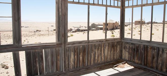Город-призрак Колманскоп в Намибии (21 фото)