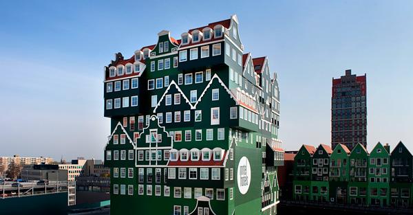 Отель-конструктор Inntel Hotels Amsterdam Zaandam