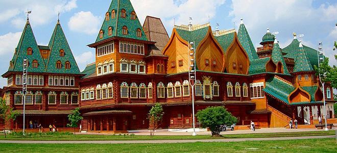Коломенский дворец царя Алексея Михайловича (15 фото)
