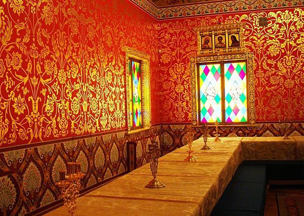 Коломенский дворец царя Алексея Михайловича