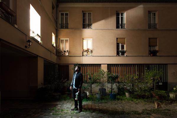 Любовь в фотографиях Жульена Мове