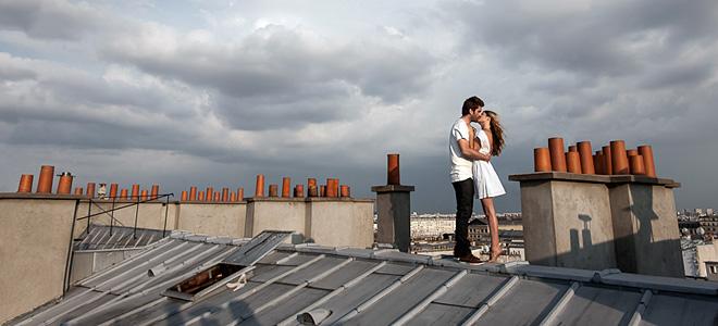 Любовь в фотографиях Жульена Мове (13 фото)