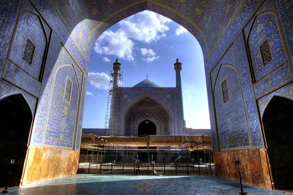 Мечеть Имама в Исфахане