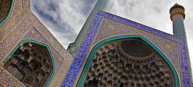 Мечеть Имама в Исфахане (9 фото)