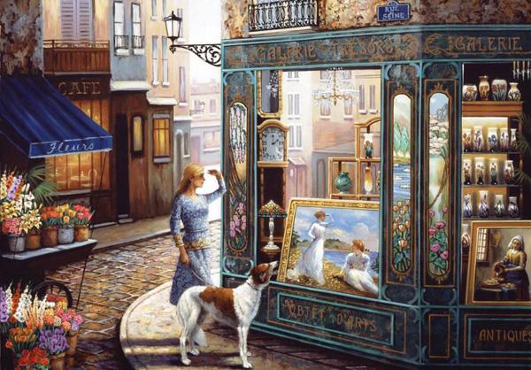 Романтичная живопись Джона О'Брайена (31)