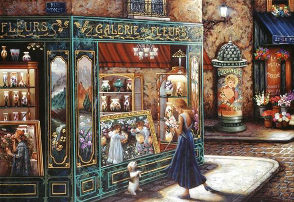 Романтичная живопись Джона О'Брайена (20)