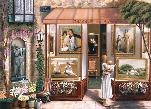 Романтичная живопись Джона О'Брайена (19)