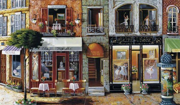 Романтичная живопись Джона О'Брайена (16)