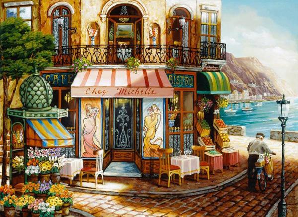 Романтичная живопись Джона О'Брайена (14)
