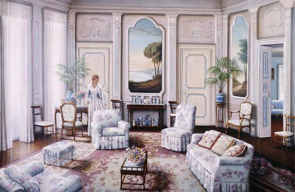 Романтичная живопись Джона О'Брайена (6)