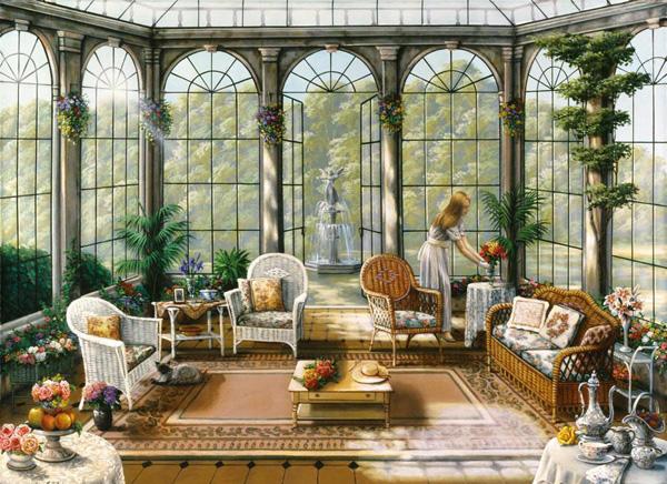 Романтичная живопись Джона О'Брайена (4)