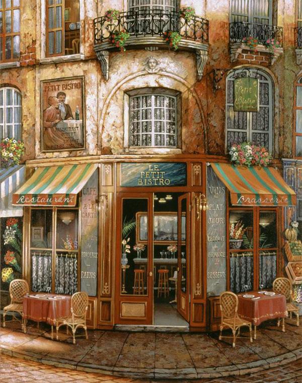 Романтичная живопись Джона О'Брайена (1)