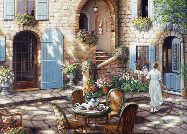 Романтичная живопись Джона О'Брайена (28)