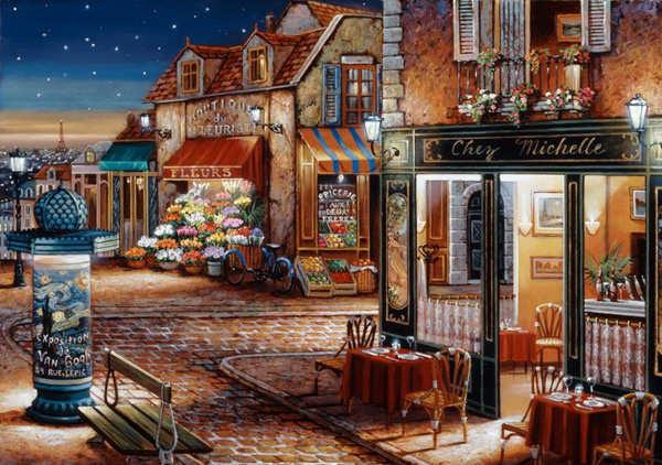 Романтичная живопись Джона О'Брайена (26)