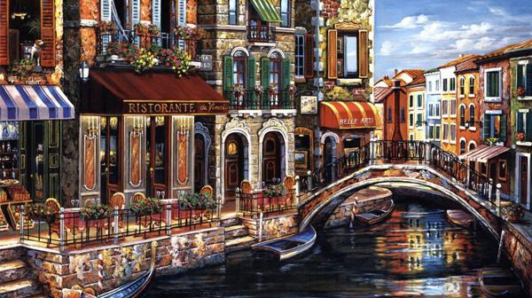 Романтичная живопись Джона О'Брайена (24)