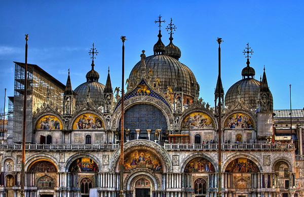 Собор Святого Марка в Венеции