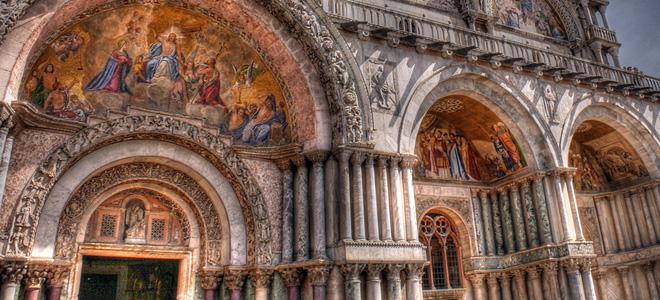 Собор Святого Марка в Венеции (13 фото)