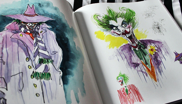 Артбук The Art of Tim Burton