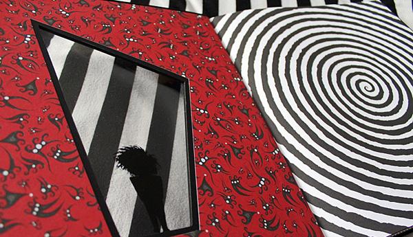 Артбук The Art of Tim Burton