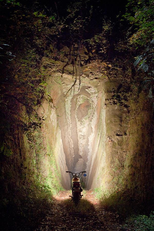 Тоннели префектуры Тиба