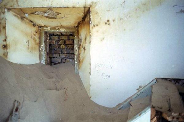 Заброшенный датский маяк Рубьерг Кнуд