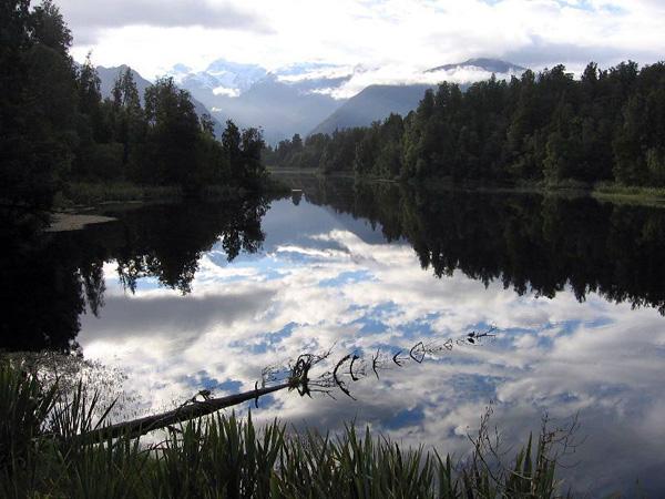 Зеркальное озеро Мэтисон