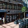 Библиотека Книжная гора в Голландии