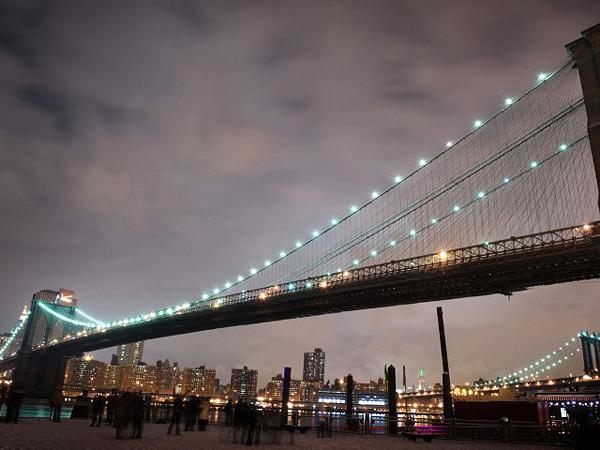 Бруклинский мост - символ Нью-Йорка (13)