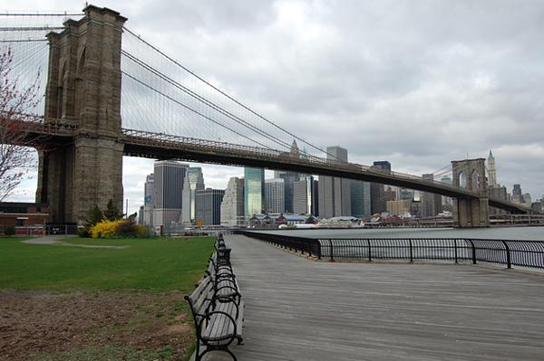 Бруклинский мост - символ Нью-Йорка (3)