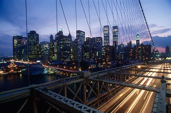 Бруклинский мост - символ Нью-Йорка (12)