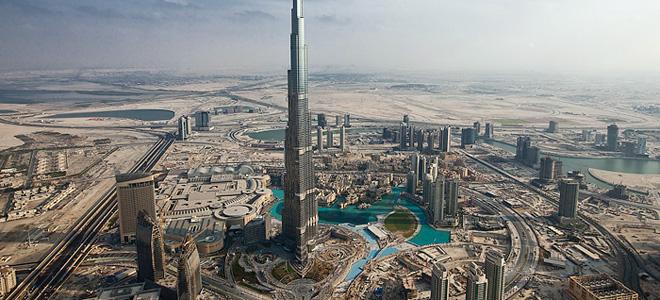 Бурдж Халифа — самое высокое здание в мире (15 фото)