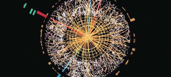 Higgs Boson Watch — часы для любителей физики (1 фото)