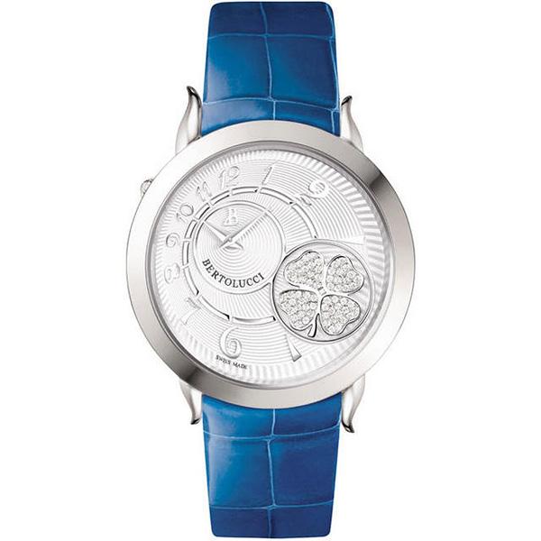 Цветы в дизайне наручных часов