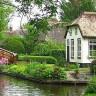Живописная деревня Гитхорн в Голландии (15 фото)