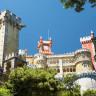 Дворец Пена в Португалии (19 фото)