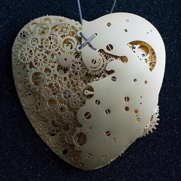 Франк Тьепкема и его механические сердца