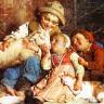 Гаэтано Чиерици и его картины крестьянской жизни