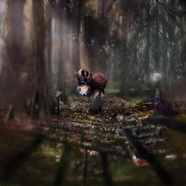 Крис Беренс и его фантастические миры (4)
