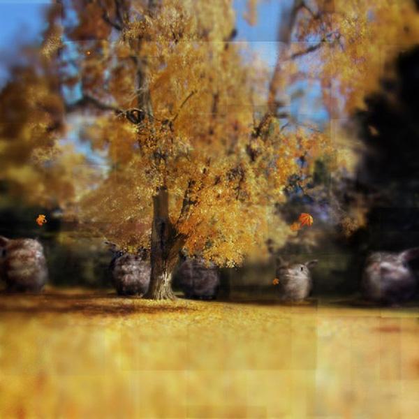 Крис Беренс и его фантастические миры (3)