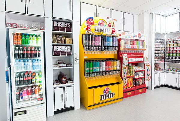 Магазин сладостей The Candy Room