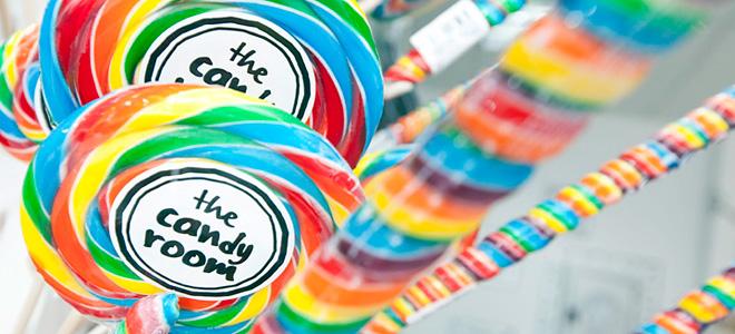 Магазин сладостей The Candy Room в Мельбурне (15 фото)