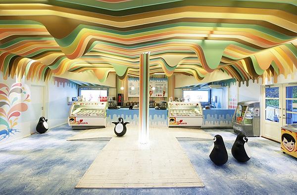 Магазин Замок мороженого в Норвегии (7)
